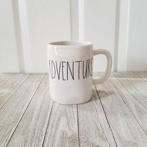 Rae Dunn ADVENTURE Ceramic Mug